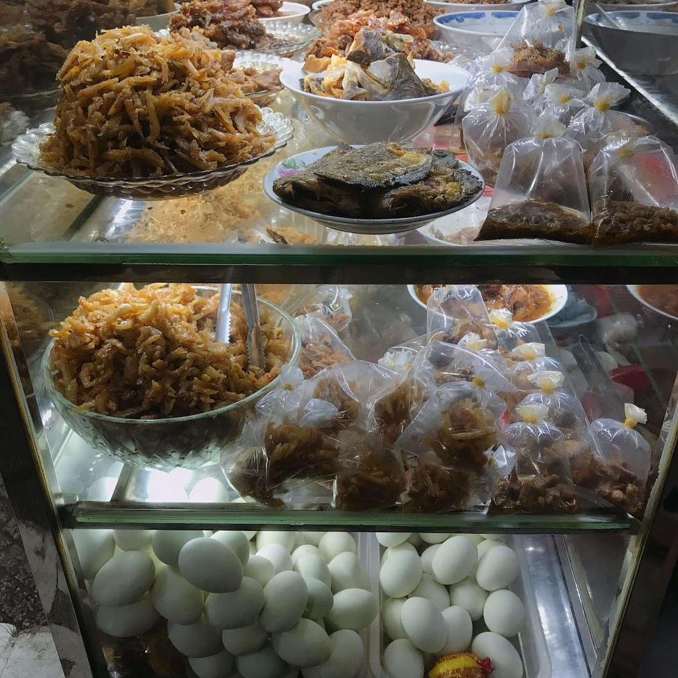 Cháo trắng Khmer quận 8