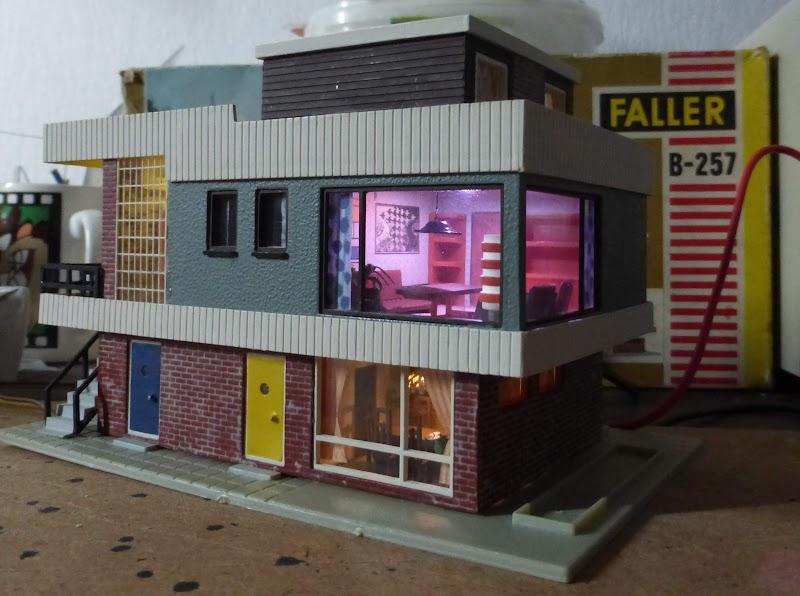 Faller b-257 villa