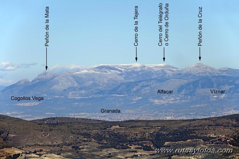 Pico Lucero o Raspón de los Moriscos