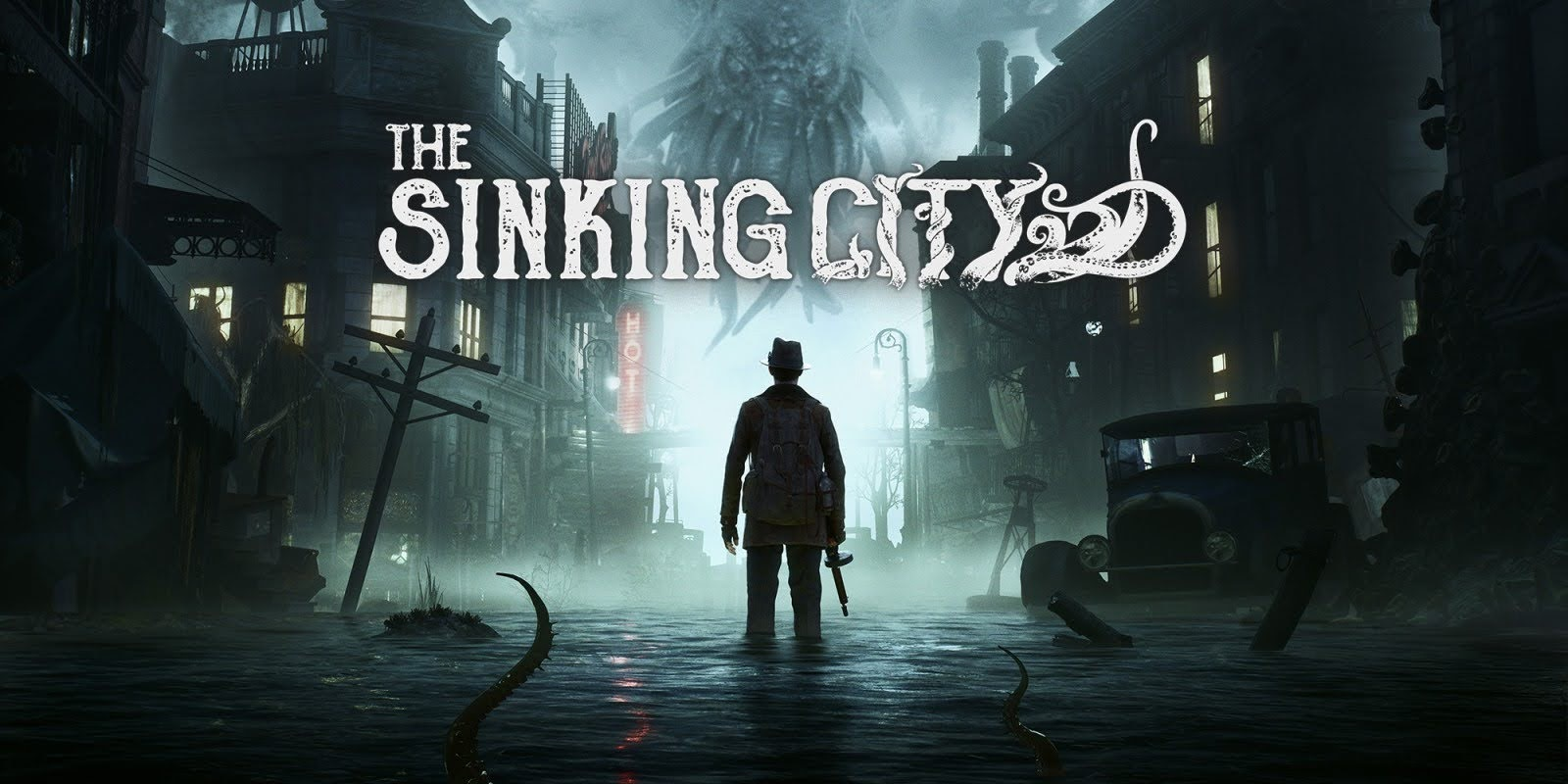 What is happening with The Sinking City