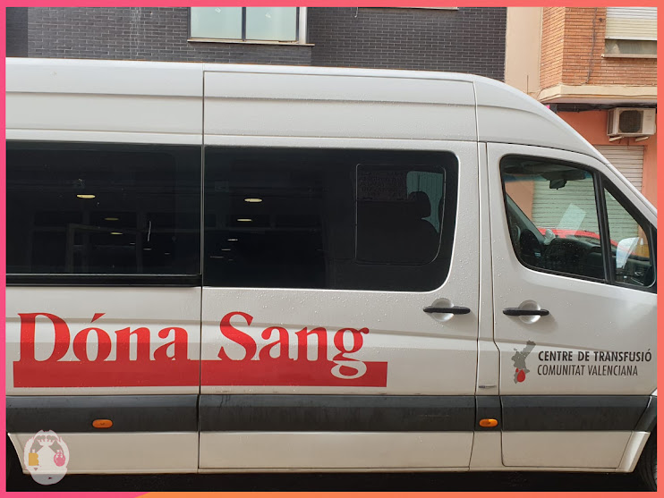 Donación de sangre en la Berni