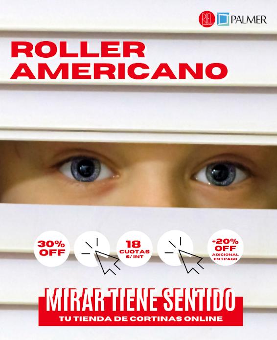 Roller Americano - Tienda Online