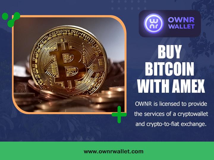 amex bitcoin