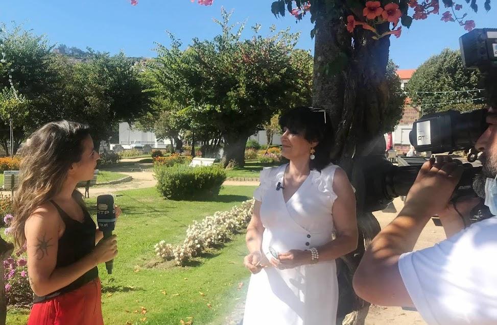 RTP em Lamego à descoberta dos jardins históricos