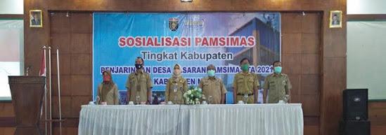 Program Pamsimas Kabupaten Ngawi