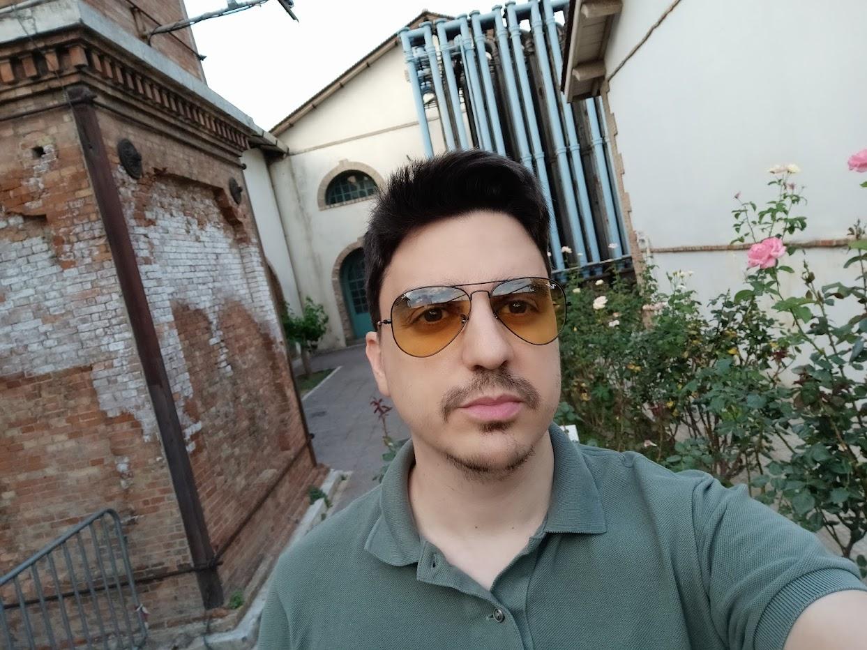 Realme 8 5G selfie