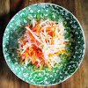 Bean Sprout, chinese, cold dish, mung bean sprout, recipe, salad, 冷拌芽菜, 綠豆芽, 芽菜