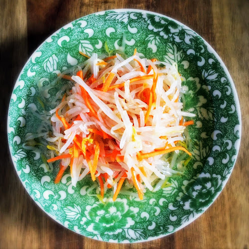 Bean Sprout,chinese,salad,cold dish,recipe,冷拌芽菜,綠豆芽,mung bean sprout,芽菜,