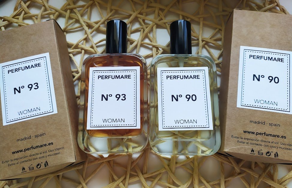 perfumes perfumare