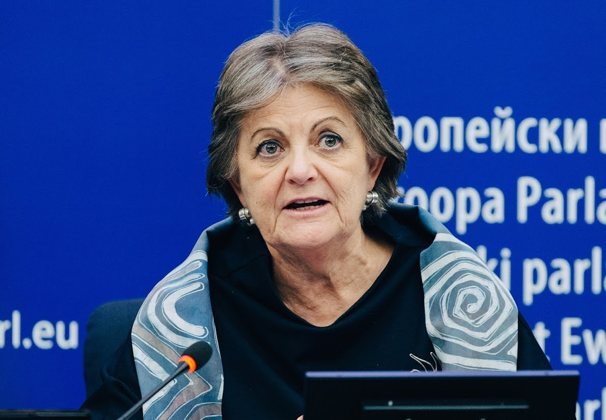 Commissaria Ferreira - Copyright: European Union 2020 - Photographer: Abdesslam Mirdass