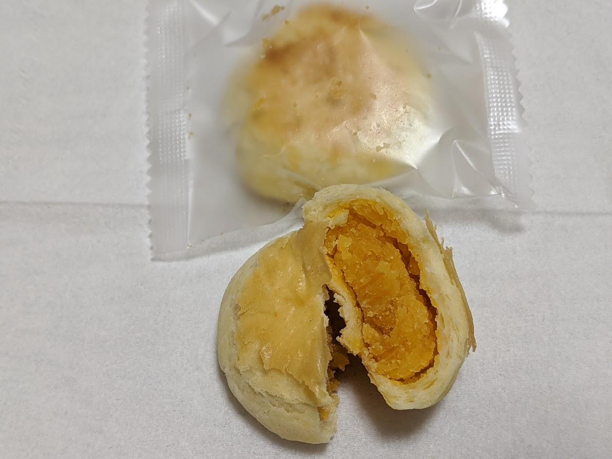 カルディ もへじ 温州みかんのパイ