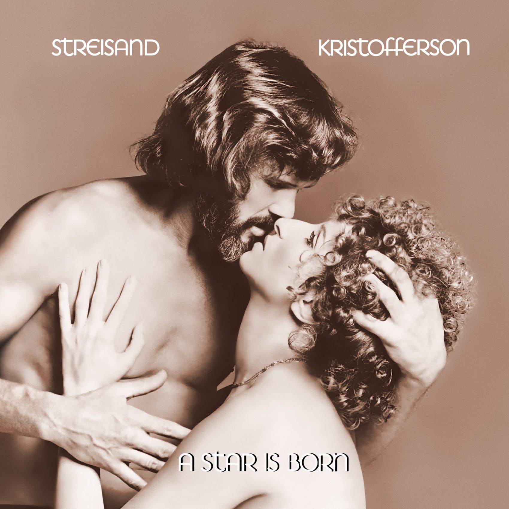 Album Artist: Barbra Streisand and Kris Kristofferson / Album Title: A Star Is Born