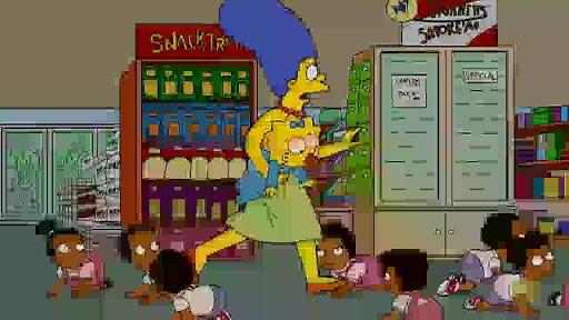 Los Simpsons 18x22 No siempre puedes decir lo que quieres