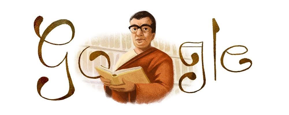 munier chowdhury 95th birthday google doodle