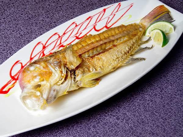 乾煎本港馬頭魚