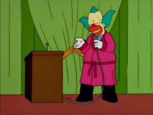 Los Simpsons 9x07 Las dos señoras Nahasapeemapetilon