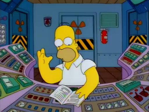 Los Simpsons 7x07 Homero tamaño familiar