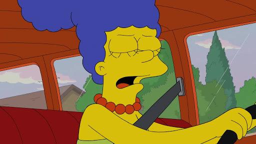 Los Simpsons 26x18 Mamá espía