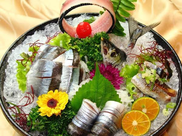 日本秋刀魚(季節料理)