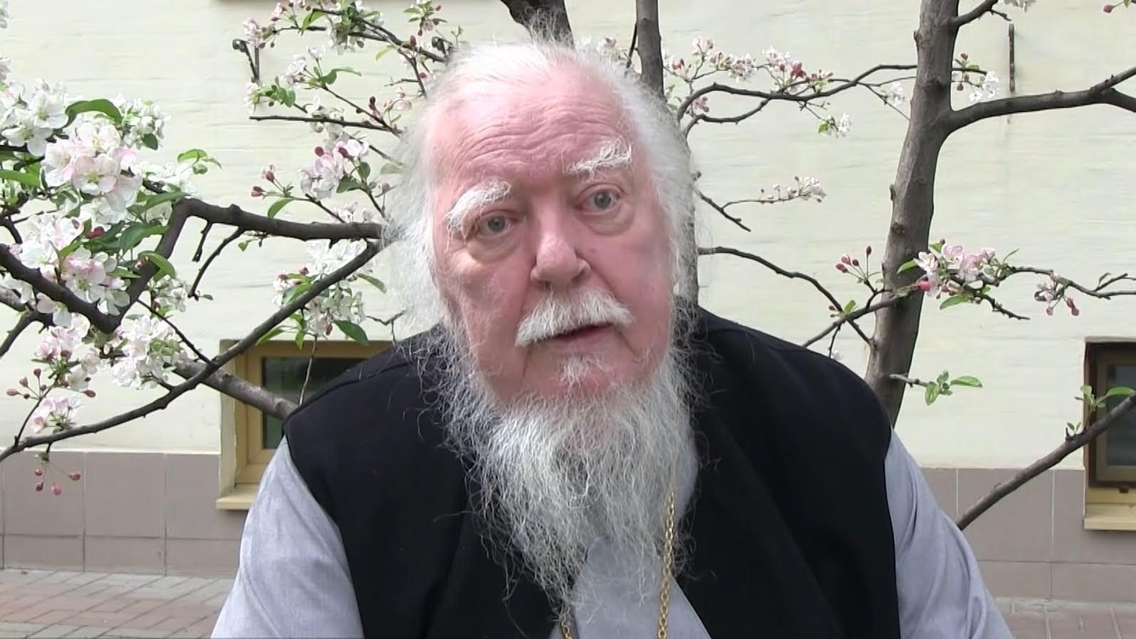 Умер священник протоиерей Дмитрий Смирнов
