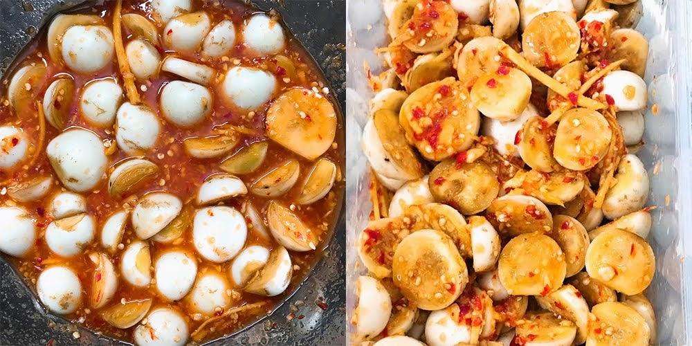 Công thức cà muối xổi chua ngọt giòn giòn đưa cơm cực ngon