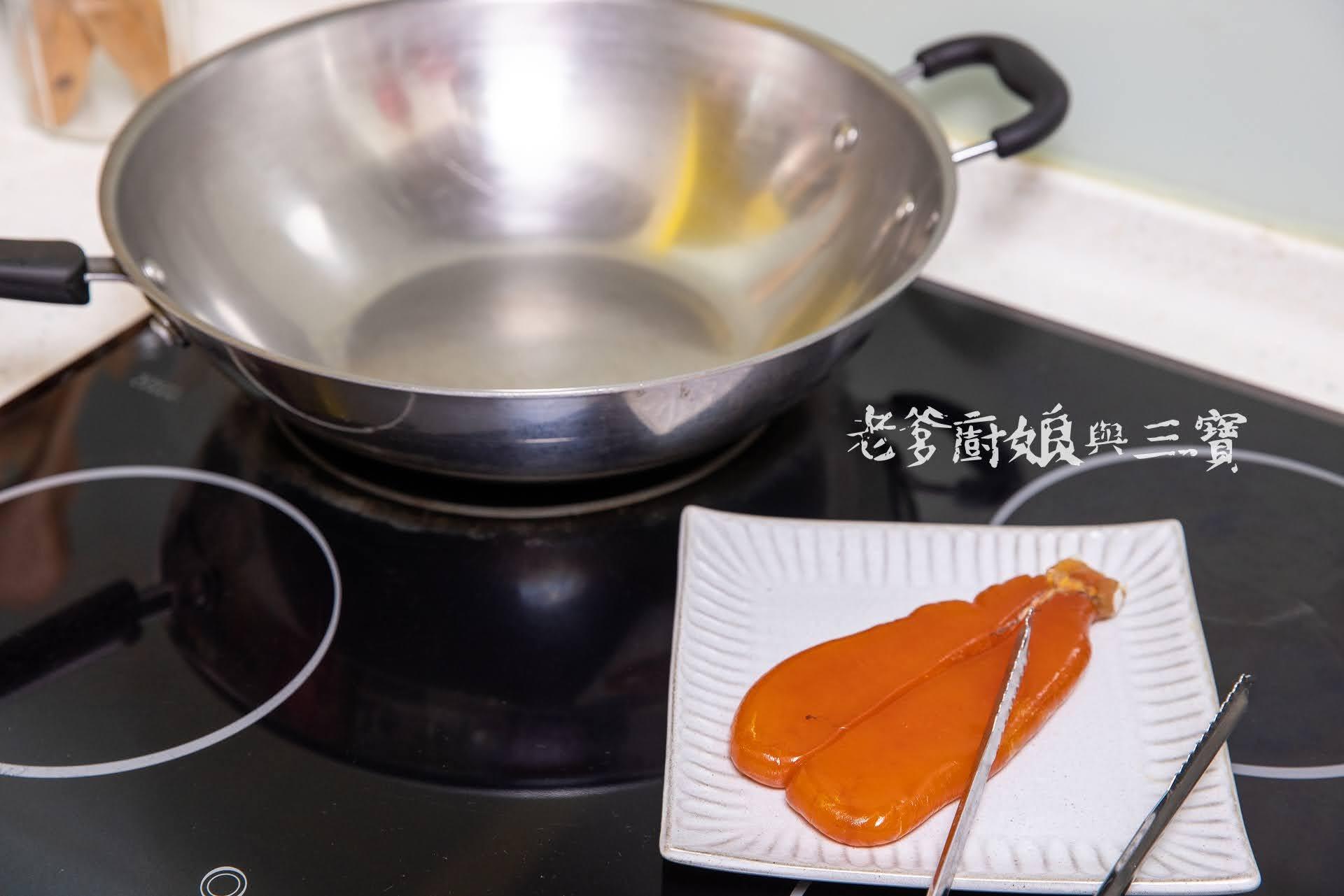 【團圓烏魚子】吃烏魚子不再是過年宴客時的專利 炙燒即食烏魚子一口吃+台灣野生黑金