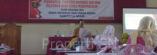 Dinas Koperasi Dan Usaha Mikro Kab Ngawi