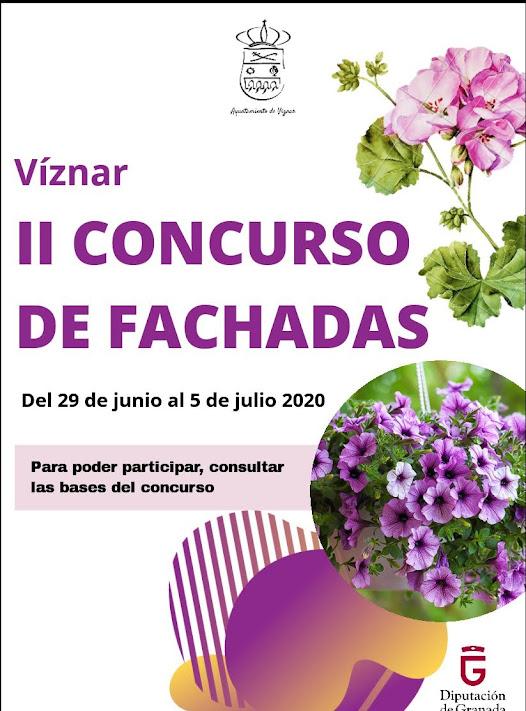Concurso Fachadas Viznar 2020