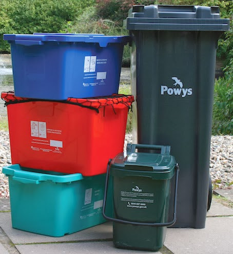 Opposition to any black bag waste at recycling site