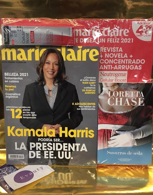 Marie claire enero 2021