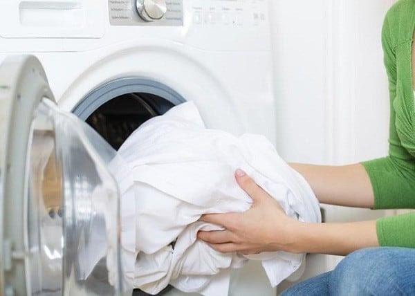 Sấy quần áo liên tục nhiều lần