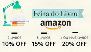 Feira do Livro na Amazon