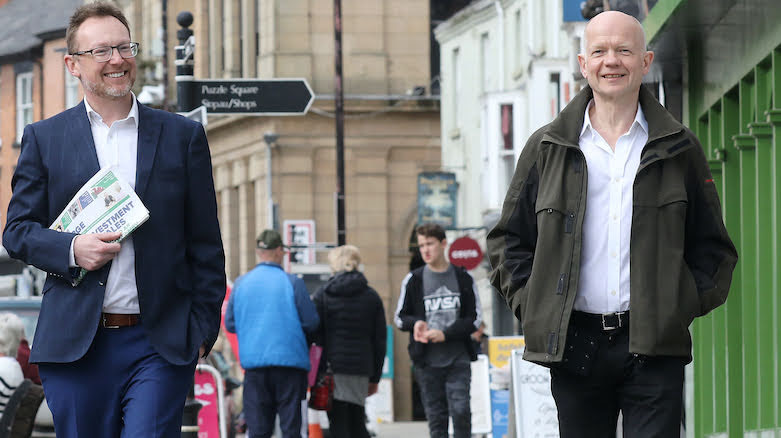 Campaigns step-up as election looms