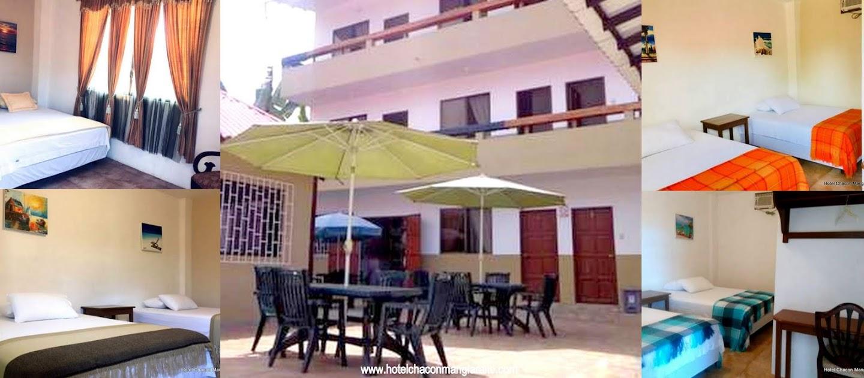 Hotel Chacon Manglaralto Ecuador