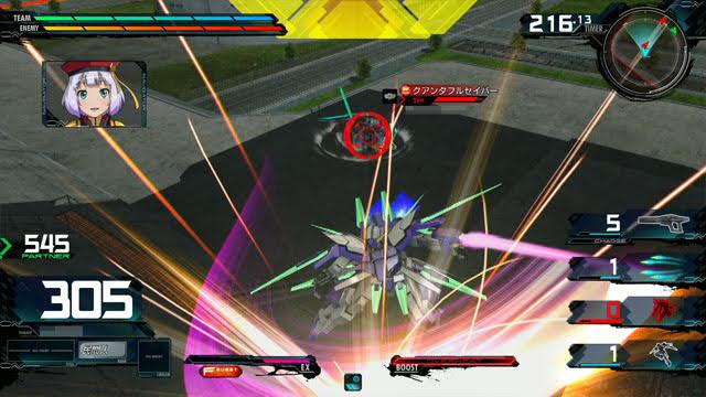 AGE-FX N格闘空振り