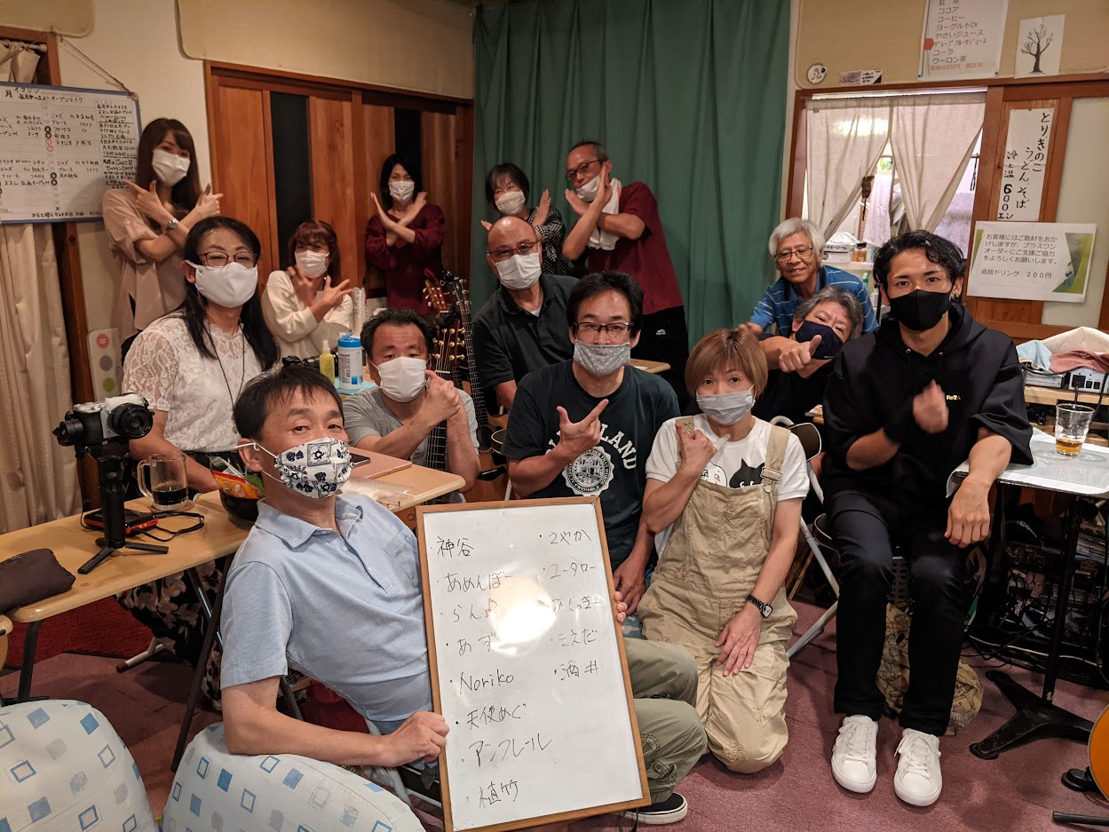 9月12日 第二土曜日は東松山のイマジンに集まります。ZZL in イマジン(24)