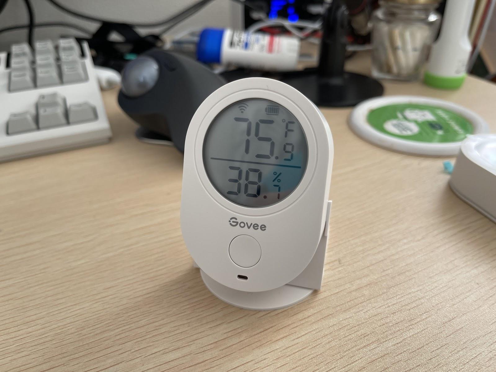 Wifi温湿計を買った(Govee H5051)