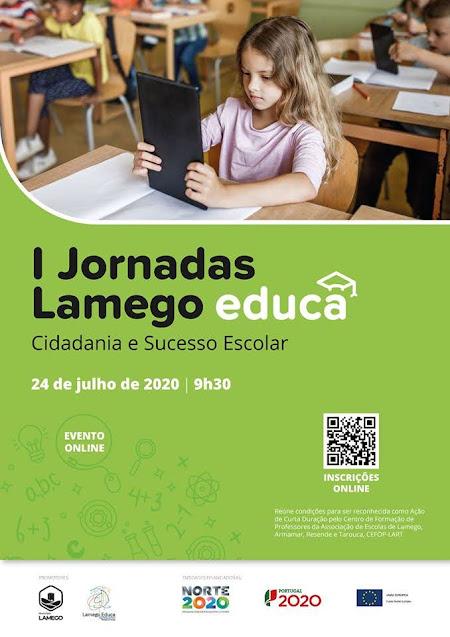 """Município de Lamego promove jornadas """"Cidadania e Sucesso Escolar"""""""