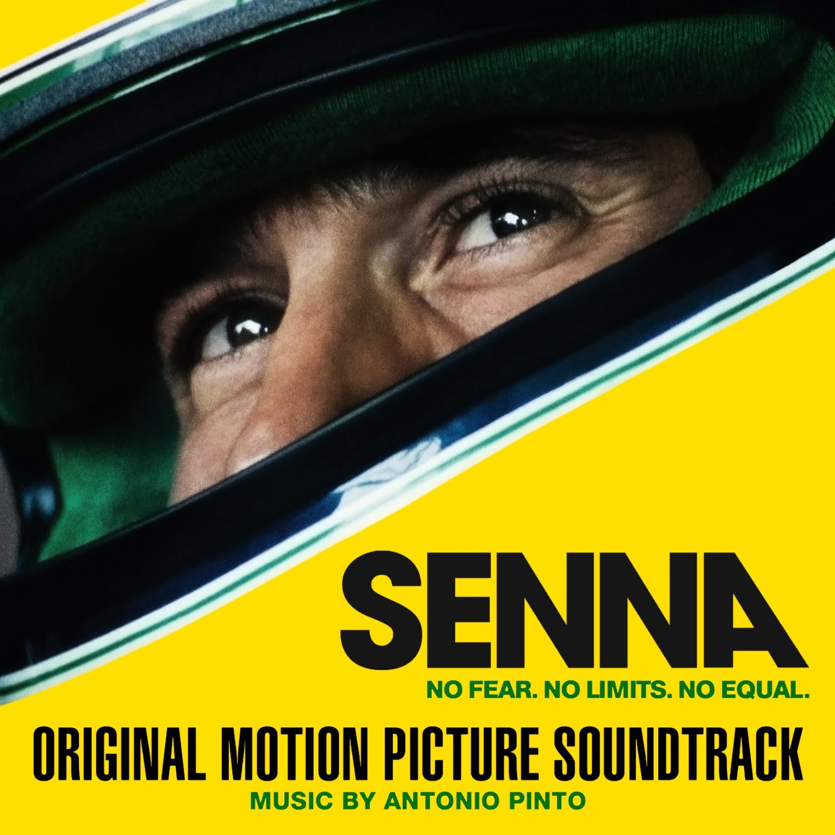 Album Artist: Antonio Pinto / Album Title: Senna (Original Motion Picture Soundtrack)