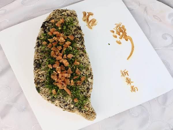 紫菜烏魚子炒飯