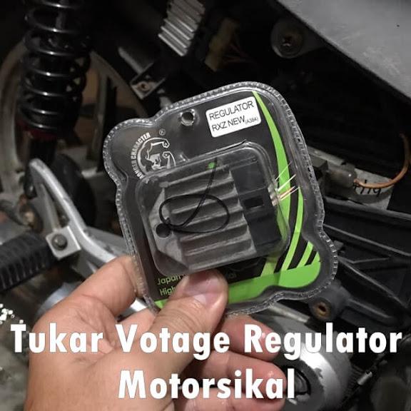 voltage regulator motorsikal