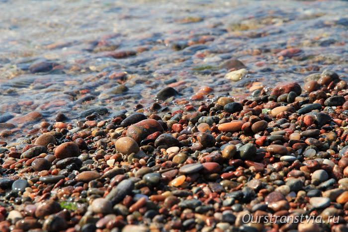 Балтийская коса, песчаный пляж