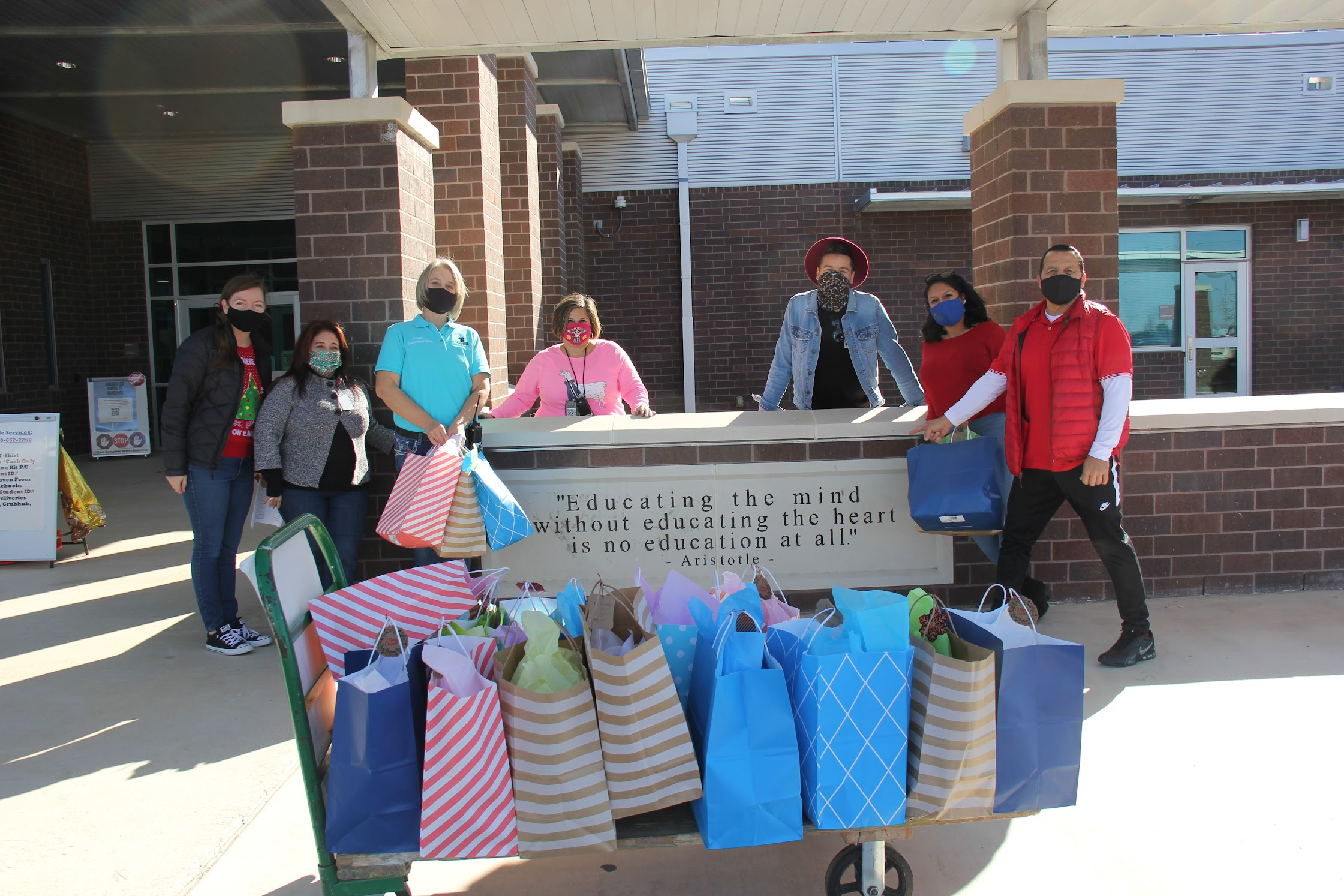 Malouff Realty District Coat Distribution
