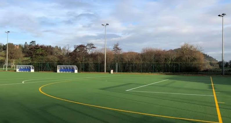 Flash outdoor pitch completed and ready