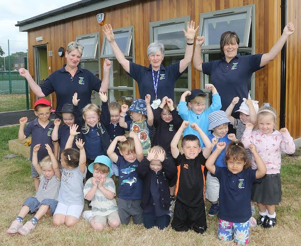 A new facility for Guilsfield pre-school