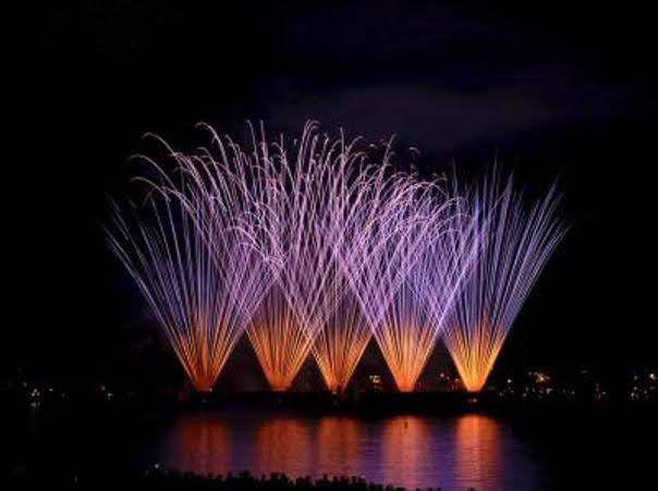 West Lake International Fireworks Show