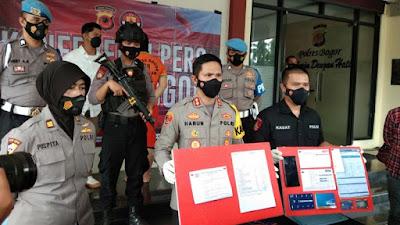 Menipu Nasabah dengan Program Fiktif, Pejabat BRI Diciduk Polisi