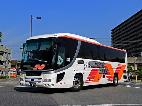 南海バス「サザンクロス」長野線 ・477_01