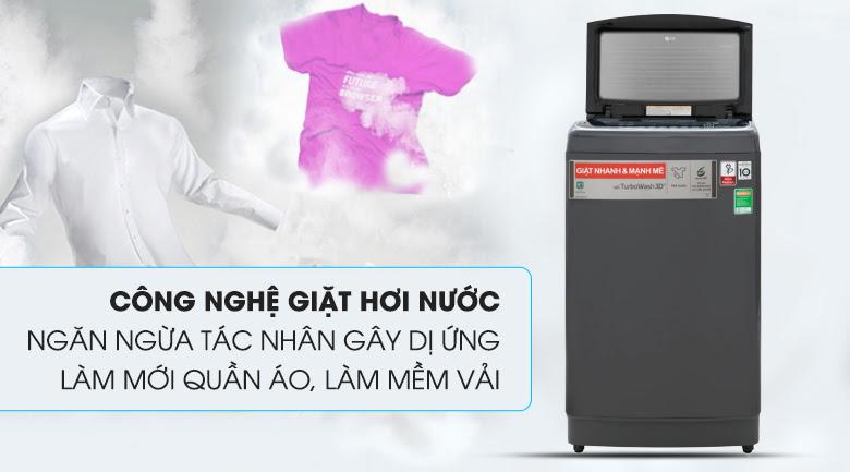 Công nghệ giặt hơi nước