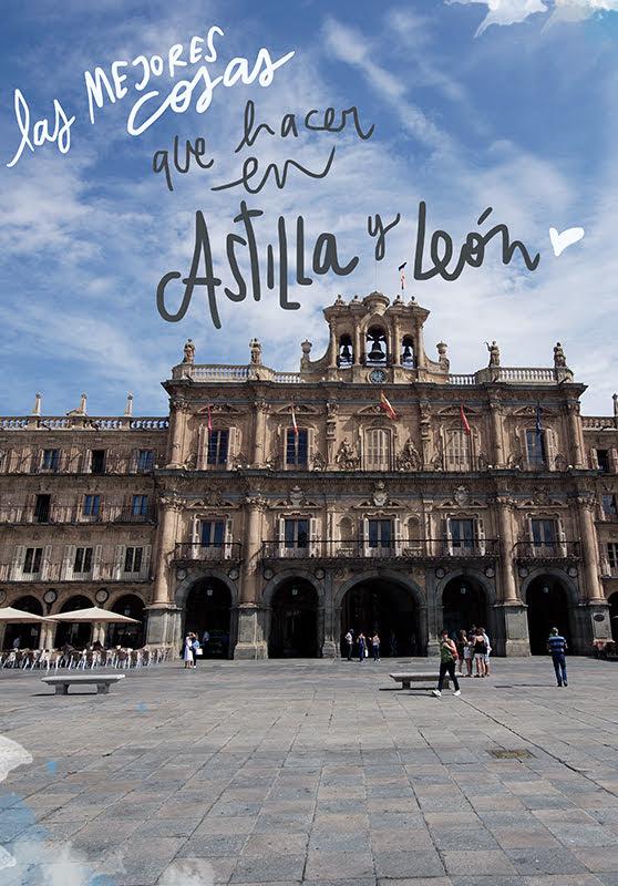 que ver y hacer en Castilla y León